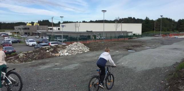 BMX Torvastad Arena