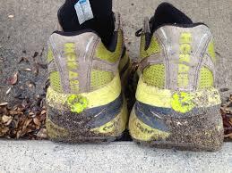 Skitne sko er ut!